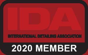 IDA member sticker